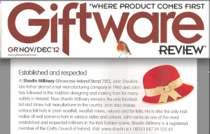 Giftware Review Showcase 2013