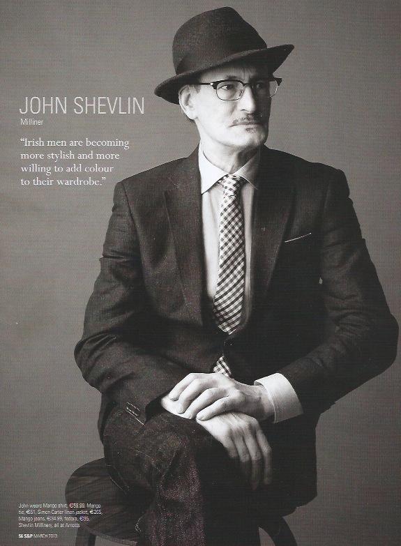 John in Social & Personal